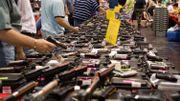 780 000 armes légales en Belgique: près de 11 000 de plus déclarées en un an
