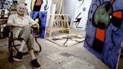 Une galerie londonienne recrée l'atelier majorquin de Miró