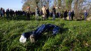 Un déplacement à Villers-le-Temple, sur les lieux de la découverte du corps d'Ihsane Jarfi, a été organisé en début de semaine.