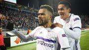 Anderlecht poursuit l'aventure européenne grâce à un but de Thelin à la ... 89ème minute