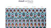 C'est de l'art sur le Web : Maud Vantours
