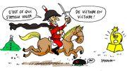 Bicentenaire de la Bataille de Waterloo - Les cérémonies récompensées aux European Best Event Awards
