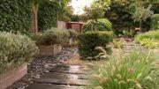 Un jardin de ville primé au concours de l'entrepreneur de jardin de Wallonie