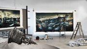 À Miami, un artiste suédois propulse ses fragments de temps et d'espace dans la réalité virtuelle