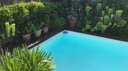 """Une piscine pour """"la touche vacances"""""""
