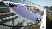 Heliatek, des panneaux photovoltaïques révolutionnaires