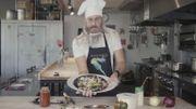 En cuisine avec Troy Sanders de Mastodon!