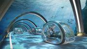 Maisons auto-nettoyantes, routes sous-marines, gratte-ciels souterrains, et hôtels dans l'espace en 2069, selon Samsung