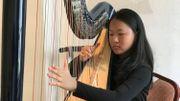 Isabelle Low, 12 ans, vient de Malaise pour passer cette audition