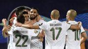 L'Algérie se débarrasse de la Guinée de Paul Put et file en quarts de finale