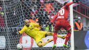 L'Antwerp et ses ex-Rouches jouent un mauvais tour au Standard, Sà rate un penalty