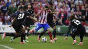Succès insuffisant pour Carrasco et l'Atletico, le Real en finale contre la Juve