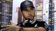 """Le champion de F1 Lewis Hamilton demande que les statues des """"racistes"""" soient démontées"""