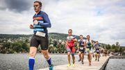 Sébastien Collet de Léglise : des kilomètres à pied et à vélo pour Viva For Life
