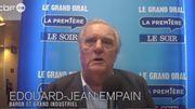 En 2015, Edouard-Jean Empain était notre invité dans le Grand Oral
