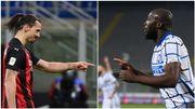 Clash Ibrahimovic/Lukaku: Et si Zlatan était jaloux de Romelu?