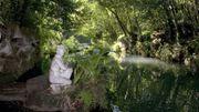 Jardins de tête couronnée : le parc du palais de Caserte, en Italie