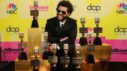 La revanche cinglante de The Weeknd, un des grands gagnants des Billboard Music Awards 2021