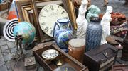 Brocantes  du premier week-end de juillet
