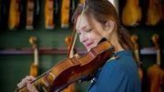 Janine Jansen et les douze Stradivari, un album et un documentaire disponibles prochainement