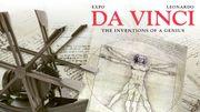 Bruges accueille en 1ère mondiale l'expo consacrée aux inventions de Léonard de Vinci