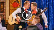 [Zapping 21] Sting et James Corden s'affrontent dans un sketch hilarant