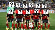 Quel onze belge sera au coup d'envoi face à la Grèce ? Votre avis ?