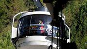 Le téléphérique est resté bloqué toute la nuit au Mont-Blanc