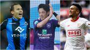 Le point sur les qualifiés et le calendrier pour les clubs belges en Coupe d'Europe