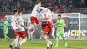Courtrai poursuit son sans-faute en play-offs II en battant son voisin de Zulte Waregem
