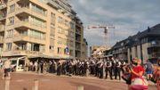 Après une bagarre générale à Blankenberge, la bourgmestre interdit les touristes d'un jour ce dimanche