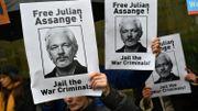 Suède: pas assez d'éléments pour poursuivre l'enquête sur Julian Assange, d'après le Parquet