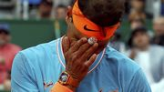 """Nadal: """"Un de mes plus mauvais matchs sur terre battue en 14 ans"""""""