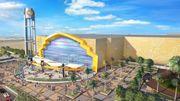 Un hôtel Warner Bros dans le parc d'attractions d'Abu Dhabi