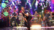 "Coldplay dévoile son nouvel album ""Music of the Spheres"" en livestream"