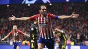 L'Atlético gaspille puis fait craquer la Juventus et prend une option sur les quarts