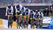 L'équipe belge Circus - Wanty Gobert devra se passer du Tour de France en 2020