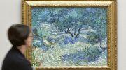 Une sauterelle morte découverte sur un Van Gogh aux Etats-Unis