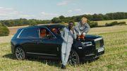 Ed Sheeran en Rolls Royce dans son clip avec Stormzy