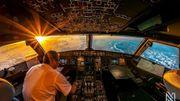 Avez-vous peur en avion?