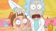 """""""Rick et Morty"""" : une comète dans le monde de l'animation"""