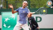 Bemelmans se hisse facilement au dernier tour des qualifs pour Roland-Garros