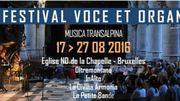 """Vingtième édition du Festival """"Voce et Organo"""" en l'église Notre-Dame de la Chapelle"""