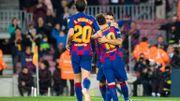 Aucun club de Liga ne résiste au 'Pistolero' Suarez