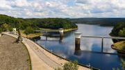 La balade de Carine : Le barrage de la Gileppe