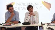 """PS, Ecolo et MR ont repris leurs """"discussions exploratoires"""" dans la discrétion"""