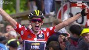 Bouwman s'adjuge en costaud la 3ème étape du Dauphiné, De Gendt reste en jaune