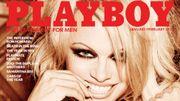 Playboy: Pamela Anderson en couverture du dernier numéro avec des femmes nues
