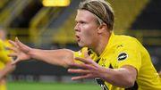 Dortmund a eu chaud, mais Dortmund s'impose face à Schalke 04 dans le derby de la Ruhr
