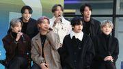 750.000 spectateurs payants pour un concert en ligne de BTS